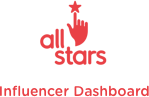 Allstars Influencer Dashboard